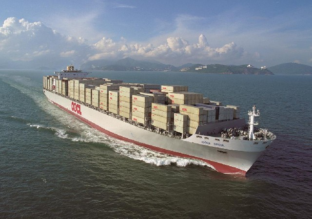 The oocl washington oocl seoul and oocl le havre are delivered