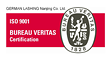 ISO 9001 Certification by Bureau Veritas